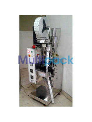 Automatic Form Fill & Seal Powder Pouch Packing Machine