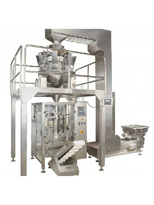 Grains And Seeds Vffs Packaging Machine