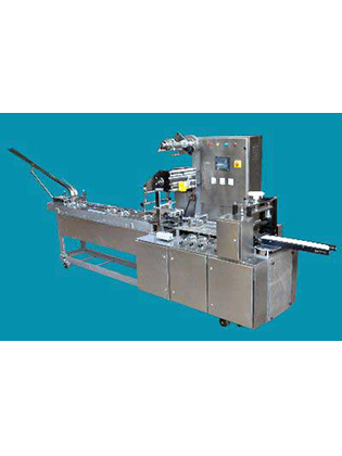 Slug Wrap Machine, Slug Wrap Flow Wrap Machine For Biscuits