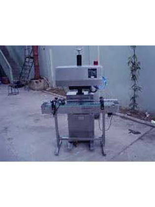 Induction Cap Sealer Machine