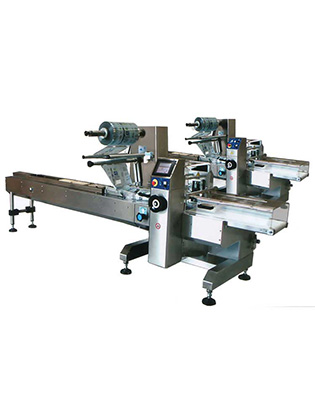 Jumbo Flow Wrap Machine For Biscuits