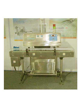 Nutraceuticals Bottle Cap Sealing Machine