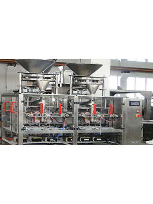 Salt Packaging Machine